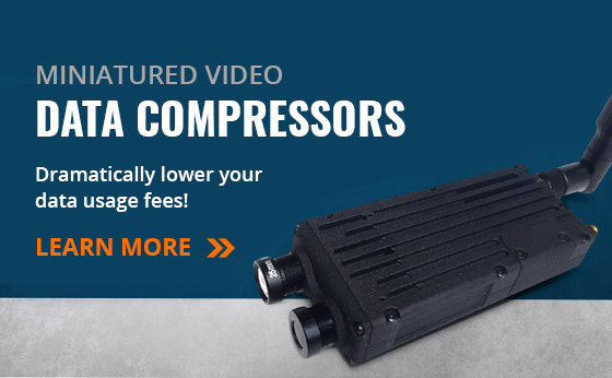 Miniatured Video Data Compressors - Learn More
