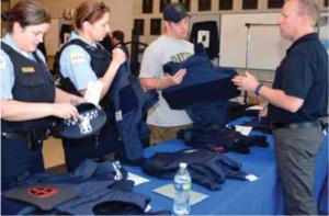 Get Behind The Vest Program