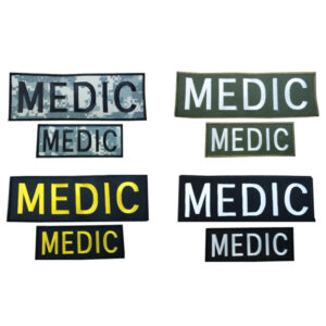 protechsales-velcro-medic-id-badges